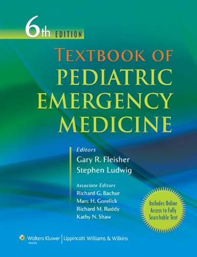 9781605471594: Textbook of Pediatric Emergency Medicine (Textbook of Pediatric Medicine (Fleisher))