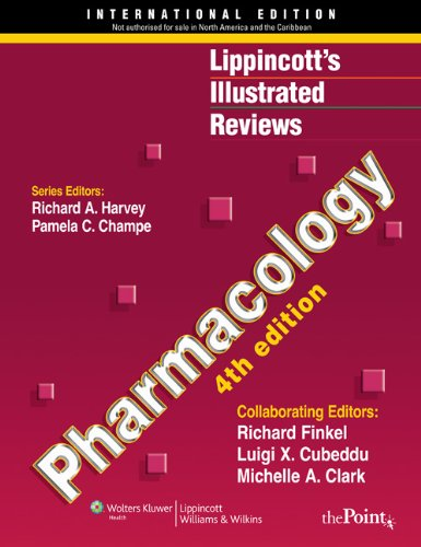 9781605472003: Lippincott's Illustrated Reviews: Pharmacology (Lippincott's Illustrated Reviews Series)