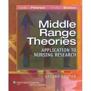 9781605472027: Middle Range Theories: Application to Nursing Research