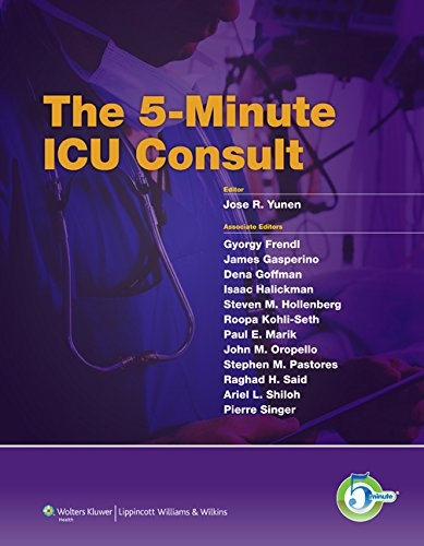 9781605472164: The 5-Minute ICU Consult