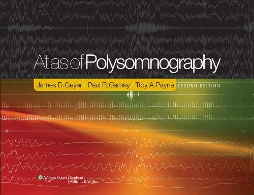 9781605472287: Atlas of Polysomnography