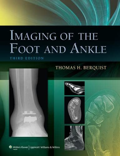 9781605475721: Imaging of the Foot and Ankle