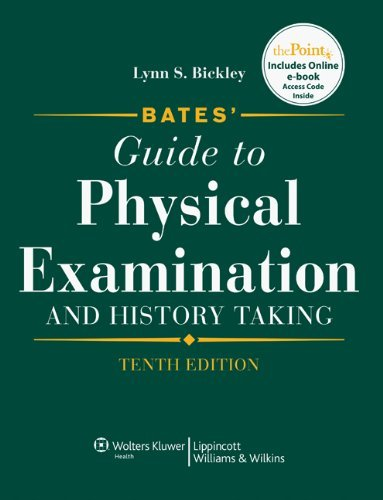 9781605476162: Bates' Guide to Examination 10e Plus Bates Pocket Guide 6e