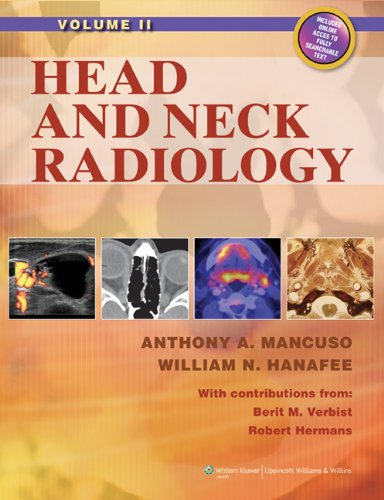 9781605477152: Head and Neck Radiology (2 Volumes)