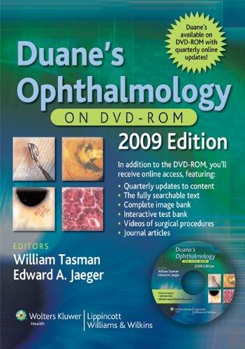 9781605477329: Duane's Ophthalmology on DVD-ROM