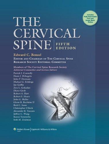 9781605477527: The Cervical Spine
