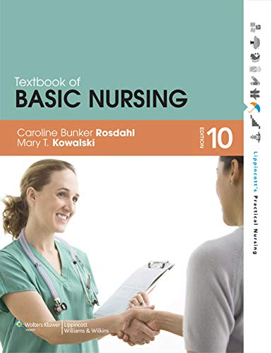 Textbook of Basic Nursing (w/Bind-In Access Code): Rosdahl
