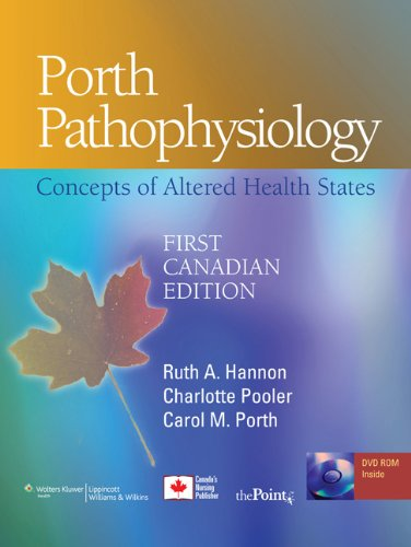 Porth Pathophysiology: Concepts of Altered Health States: Ruth Hannon, Charlotte