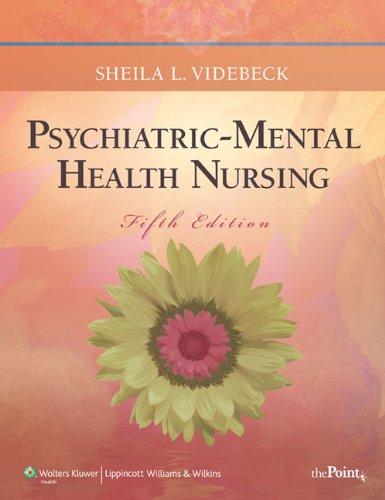 9781605478616: Psychiatric-Mental Health Nursing (Point (Lippincott Williams & Wilkins))