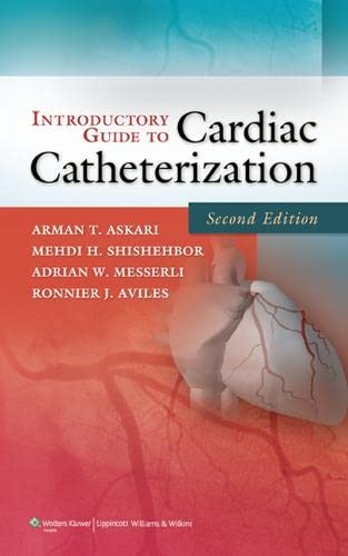 9781605478852: Introductory Guide to Cardiac Catheterization