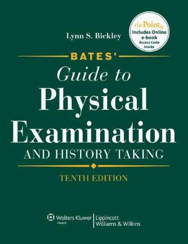 9781605479385: Bates' 10 Text + Case Studies 9E + Pocket Guide 6E package