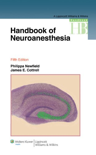 9781605479651: Handbook of Neuroanesthesia