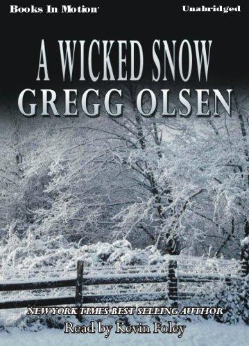 A Wicked Snow by Gregg Olsen (Emily Kenyon Series, Book 3) from Books In Motion.com: Gregg Olsen