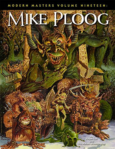 9781605490076: Modern Masters Volume 19: Mike Ploog (Modern Masters (TwoMorrows Publishing))