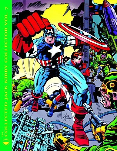 9781605490120: Collected Jack Kirby Collector Volume 7