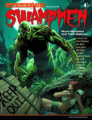 9781605490571: Swampmen: Muck-Monsters of the Comics