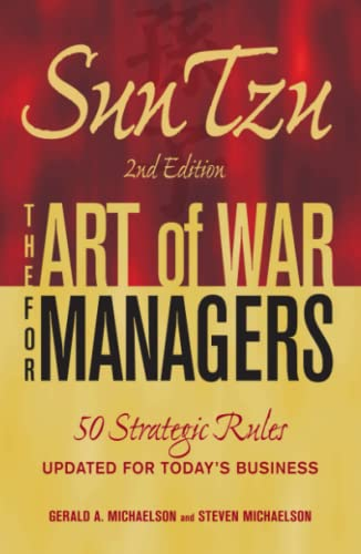 9781605500300: Sun Tzu - The Art of War for Managers: 50 Strategic Rules Updated for Today's Business