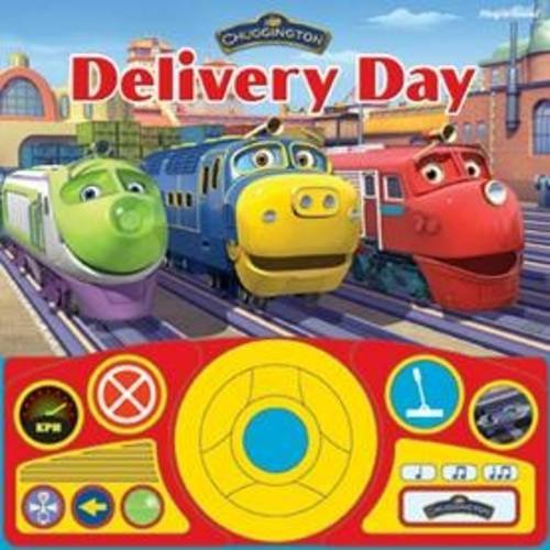 9781605531137: Chuggington - Delivery Day (Steering Wheel Book)