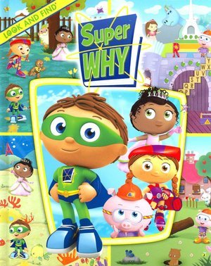 9781605531168: Super Why Look and Find (Look and Find)