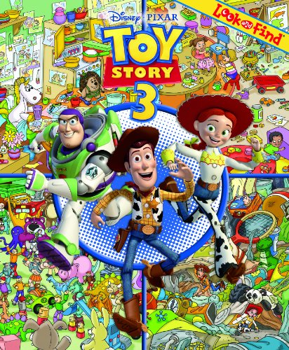 Toy Story 3 Look and Find: Editors of Publications International Ltd.
