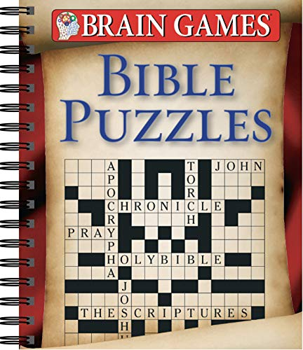 9781605531571: Brain Games® Bible Puzzles (Brain Games (Unnumbered))