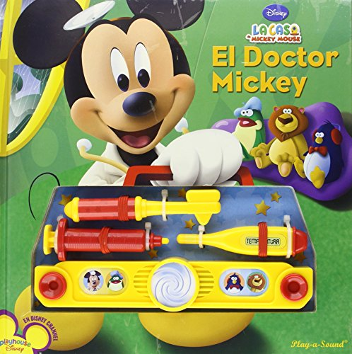 9781605533124: DOCTOR MICKEY, EL (Spanish Edition)