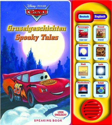 9781605533216: Cars, Gruselgeschichten - Spooky Tales, m. Tonmodulen