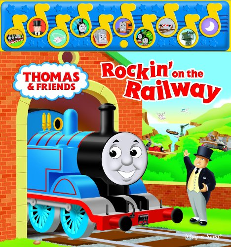 Thomas & Friends Rockin on the Railway: Editors of Publications International Ltd.