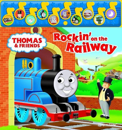 Thomas & Friends Rockin on the Railway: Editors of Publications International Ltd.