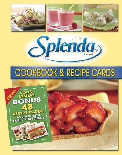 9781605533551: Splenda Cookbook & Recipe Cards