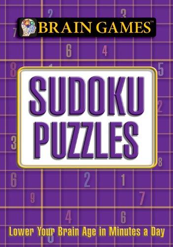 9781605533728: Brain Games: Sudoku Puzzles