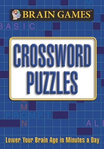 9781605533735: Brain Games: Crossword Puzzles
