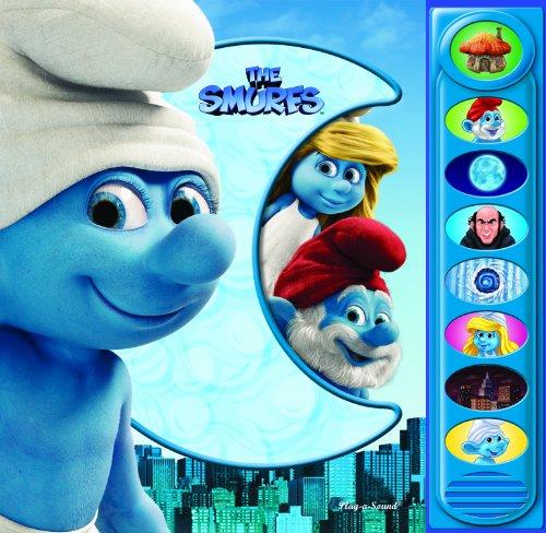 9781605534039: The Smurfs (Play-a-Sound Book)