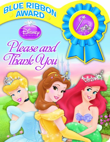 9781605534398: Disney Princess Please and Thank You Sound Book