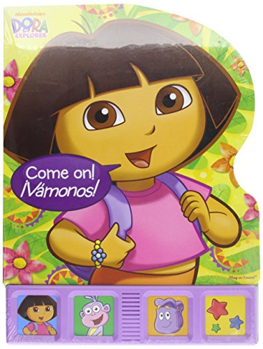 9781605535449: Dora the Explorer: Play-a-sound