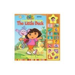 9781605535487: Dora the Explorer: The Little Duck