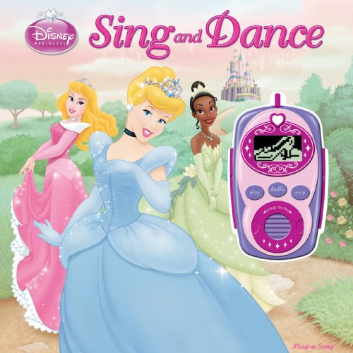9781605536217: Disney Princess: Sing and Dance (Digital Music Player and Sound Book) (Disney Princess: Play-a-song)
