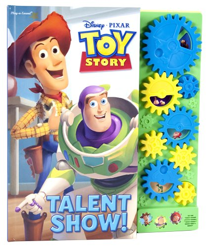 Toy Story: Talent Show (1605536237) by Editors of Publications International Ltd.