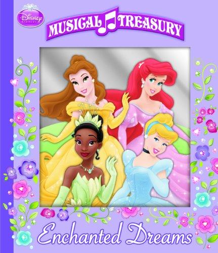 9781605536859: Disney Princess Musical Treasury: Enchanted Dreams