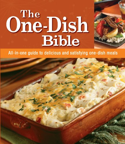 9781605537221: One-Dish Recipes Bible