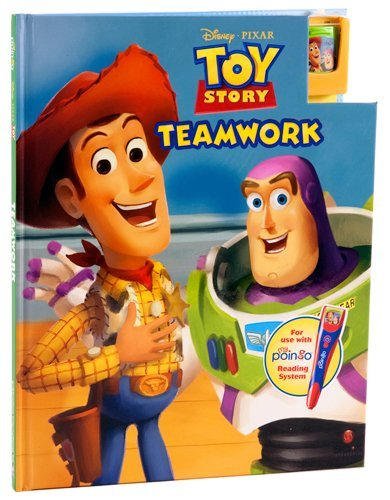 9781605537634: Toy Story: Teamwork Poingo