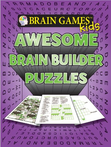 Brain Games for Kids: Awesome Brain Builder: Cihan Altay; Jeff