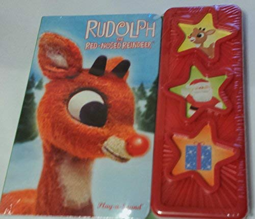 9781605538174: RUDOLPH THE RED-NOSED REINDEER PLAY-A-SOUND BOOK