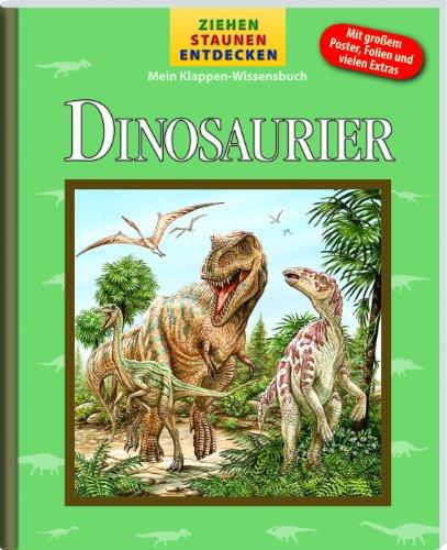 9781605538242: Ziehen-Staunen-Entdecken: Dinosaurier