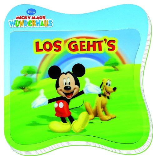 9781605538297: Disney Micky Maus Wunderhaus - Los geht's