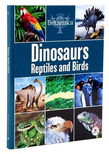 9781605539072: Encyclopaedia Britannica Interactive Science Book: Dinosaurs, Reptiles, and Birds