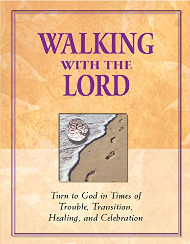 9781605539737: Walking with the Lord-Footprints in the Sand