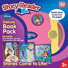 9781605539782: Story Reader 2.0: Girl (Princess, Tink, Ariel): 3 + Years