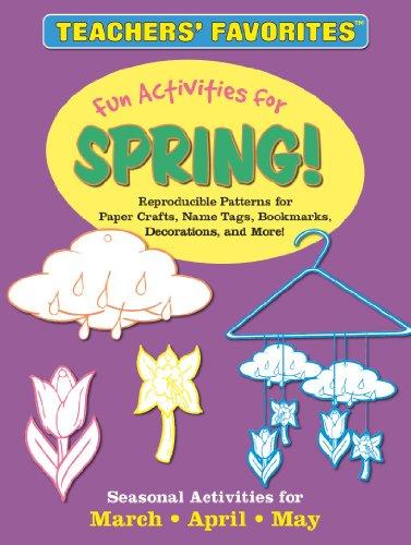 9781605539829: Teacher's Favorites - Fun Activities for Spring!