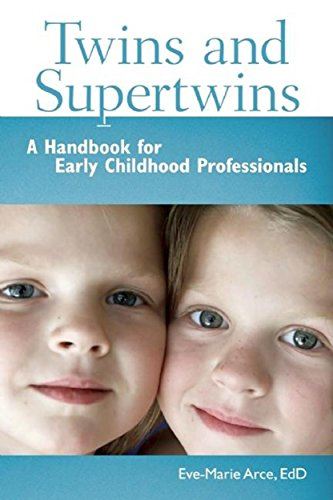 9781605540306: Twins and Supertwins: A Handbook for Early Childhood Professionals